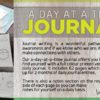 A day at a time Journal - Page