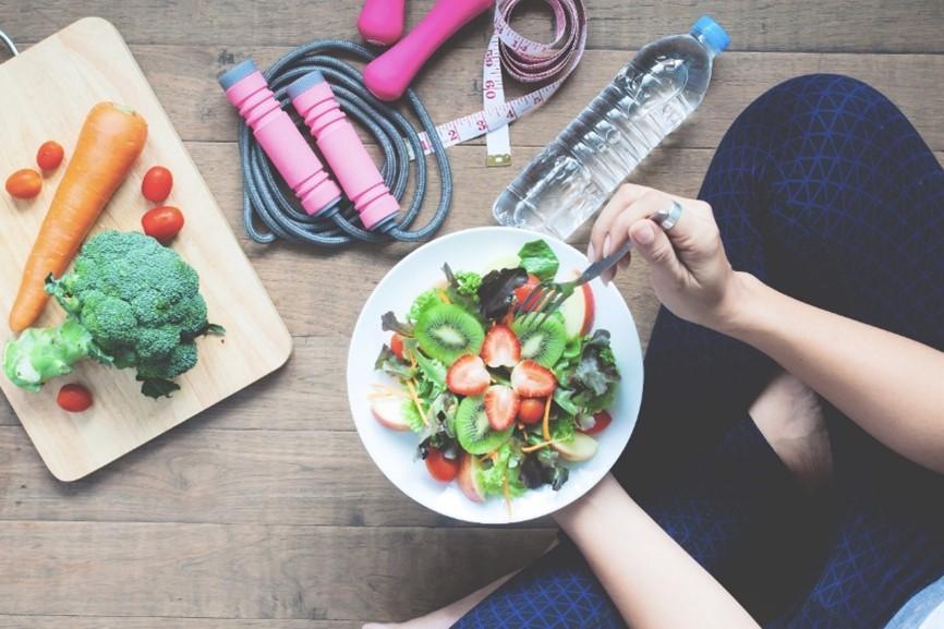 leafy green diet