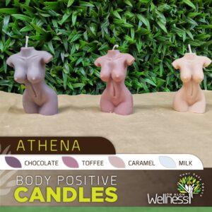 Body Positive Candles - Athena