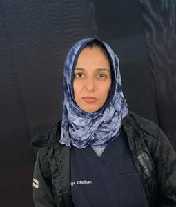 Dr Safiyya Chohan